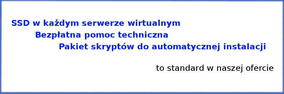 Standard w  Hostings.pl